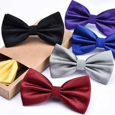 Women's Accessories Women's Ties & Handkerchiefs Gentle 2019 Stripe Neck Bow Tie Women Diamond Female Ribbon Necktie Women Party Wedding Decor Butterfly Bowtie Shirt Collar Accessories