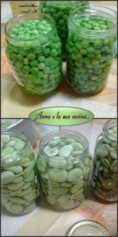Fave e pi selli al naturale Romanian Food, Little Island, Italian Cooking, Preserving Food, Preserves, Food Art, Pesto, New Recipes, Pickles