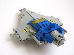 LEGO MOC   LL-118 #classic #space