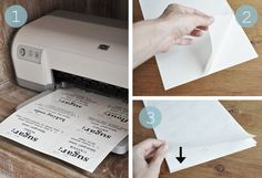 The Painted Hive | MAGIC Decal Tutorial with Free Printables