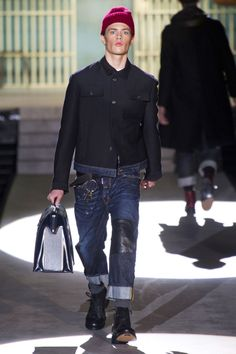 FALL 2014 MENSWEAR DSQUARED2 COLLECTION