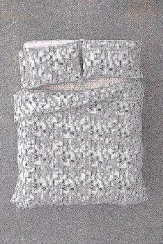 Soleil d/'ocre Bettbezug 220x240 cm 2 Kissenbezüge COLORS rot