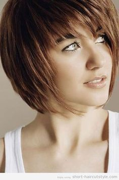 Short straight hairstyles #straighthaircuts