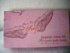 Olivia Care LAVENDER OLIVE OIL BATH SOAP SET OF 3 - TOTAL 15 0Z SOAPS BOXED #OLIVIACARE