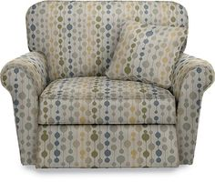 Jenna Power La-Z-Time® Recliner by La-Z-Boy