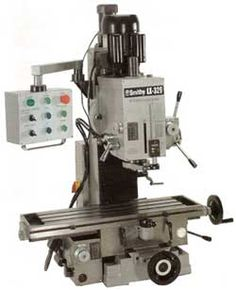 Smithy Benchtop Mills and Tabletop Milling Machines Benchtop Milling Machine, Vertical Milling Machine, Metal Working Machines, Metal Working Tools, Machine Tools, Cnc Machine, Bridgeport Mill, Metal Mill, Metal Lathe Projects