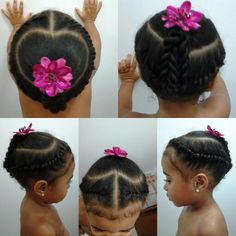 Black Toddler Hairstyles Toddler Hairstyles For Girls  Braids  Pinterest  Toddler