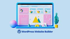 WordPress Website Builder is a free and open-source Content Management System (CMS) written in PHP and paired with a MySQL or MariaDB database. Its key features include a plugin architecture and a template system, referred to within WordPress as Themes. Wordpress Website Builder, Design Development, Templates, Open Source, Simple, Management, Key, Content, Architecture
