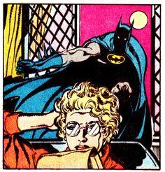 Batman #431 (March 1989)  Art by Jim Aparo & Mike DeCarlo