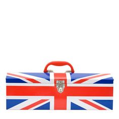 Union Jack toolbox - for the patriotic workman.