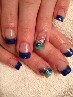 Gel nails by Annie Trudel