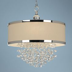 Love this one... to bad its 600 dollars. Uttermost Fascination 3-Light Chandelier -