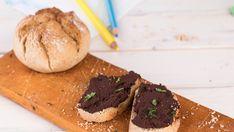 Čokoládový hummus Hummus, Muffin, Bread, Breakfast, Food, Morning Coffee, Brot, Essen, Muffins