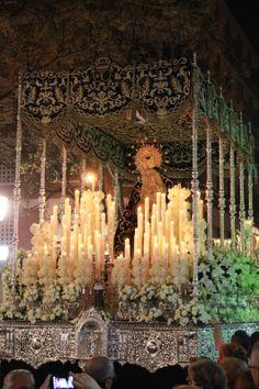 Fotografía de Juan Pedro Marqués Gracia. Virgen de los Dolores de Santiago -Ciudad Real- Realizada con cámara