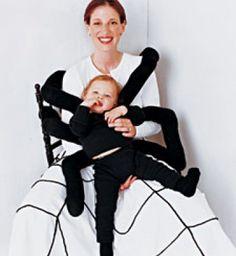 déguisement bébé araignée