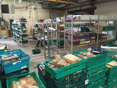 "The UK's first food waste supermarket has opened in Pudsey, near Leeds. Food waste campaigners from the Real Junk Food Project have opened ""the warehouse"", a store on the Grangefield Industrial Estate. Customers are invited to shop for food thrown out by supermarkets and other businesses. The food is priced on a ""pay as you feel"" basis and has already helped desperate families struggling to feed their children."