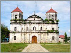 The Church of Nuestra Señora de la Luz - Loon, Bohol, Philippines