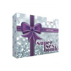 Pomysł na prezent - Erotyczny zestaw świąteczny SUPER SEX BOMB  http://sexshop112.pl/30-pomysl-na-prezent