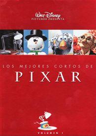 Los mejores cortos de Pixar (1984, 2006) EEUU. John Lasseter, Dan Scanlon, Gary Rydstrom - DVD ANIM 43