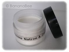 Die Selbstrührerei: Deocreme mit Natron und Zinkoxid