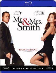 Mr & Mrs Smith [Blu-ray] (2007)