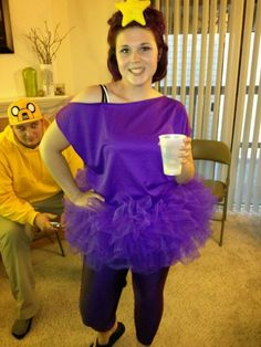 Lumpy space princess costume #lsp