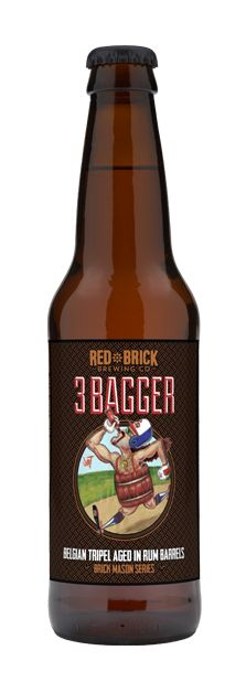 Red Brick 3 Bagger - Available in April