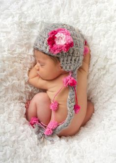 Cherub Chic- Rapunzel hat