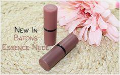 New In | Essence Nude Lipsticks