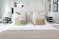 Master Bedroom Interior | JHR Interiors