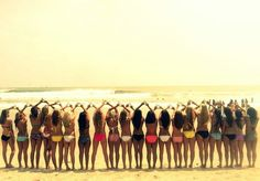 this would be so cute to do with a group of friends