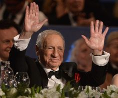 """Mel Brooks Says There's No Such Thing As Solely """"Jewish Humor"""" Anymore -- The Hollywood emblem of Jewish humor tells BuzzFeed about celebrating Chrismukkah, joining Twitter, and why you have to make fun of Hitler.  Though, these days, the now-87-year-old Brooks sees his comedy as more universal than ever, noting explicitly Jewish humor, as it were, is a thing of the past."""