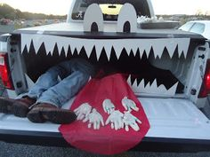 cow van trunk or treating ideas pinterest cow and carnival ideas