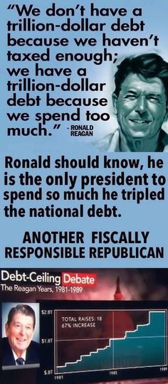 Republicans; say one thing but do the opposite. Wrong on economics, national security, health and education. Anybody see a trend here?