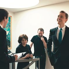 Tom Hiddleston in Exhibition (2013)