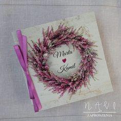 Jesienne zaproszenia ślubne Wedding Inspiration, Tutorials, Craft Ideas, Weddings, Frame, Crafts, Decor, Picture Frame, Manualidades