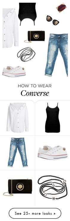 9070 best outfits with converse images in 2018 Casual Winter Outfits, Preppy Outfits, Cool Outfits, Fall College Outfits, Everyday Outfits, Polyvore Casual, Outfits With Converse, Crop Top And Shorts, Cosplay