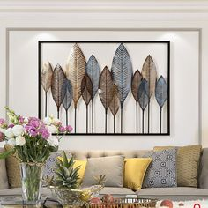 For homes with simple and inexpensive decorations, from the living room we can even immediately see the activities of family members in the kitchen. Of course this is for some people very annoying, Metal Wall Decor, Home Decor Wall Art, Home Decor Furniture, Home Decor Hacks, Diy Home Decor, Decor Ideas, Room Decor Bedroom, Living Room Decor, English Decor
