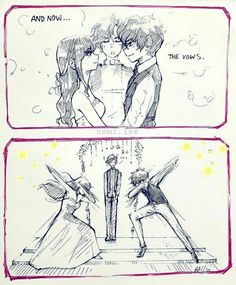 """til dab do us part"" (Mystic Messenger, mc, Luciel, Saeyoung, wedding) Messenger Games, Mystic Messenger Fanart, Mystic Messenger Comic, Anime Meme, Fan Art Anime, Jumin Han, Saeran, Shall We Date, Image Manga"