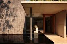 Fragments of architecture — Sierra Fria house / JJRR Arquitectura Photos ©...