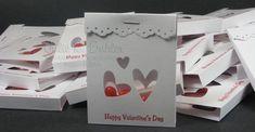 Valentine's Matchbook Treat Holders