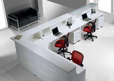 Muebles de recepción en Madrid en Transportable.es