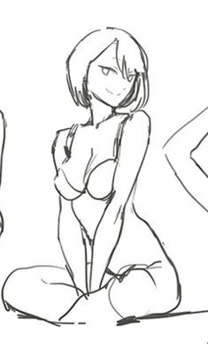 Sexy Drawings, Anime Drawings Sketches, Figure Drawing Reference, Drawing Reference Poses, Poses References, Art Poses, Anatomy Art, Art Tutorials, Character Art