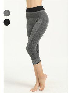 098c33e3b0 Workout Fitness American Apparel Seamless Short Leggings High Waist Best  Leggings For Women, Basic Leggings
