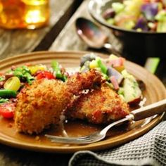 Maple-Mustard Baked Chicken - EatingWell.com