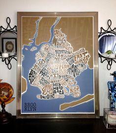 Brooklyn Neighborhood Type Map (4 Pictures)