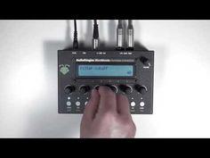 Audiothingies Micromonsta Demo 1 - YouTube