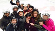 Fra pensko til skøyter! | Grenland Seahawks