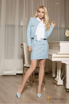 Swans Style is the top online fashion store for women. Shop sexy club dresses, jeans, shoes, bodysuits, skirts and more. Preppy Outfits, Girly Outfits, Preppy Style, Classy Outfits, Stylish Outfits, Queen Fashion, Look Fashion, Girl Fashion, Fashion Outfits