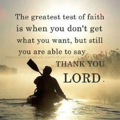 Thank you Lord! / BIBLE IN MY LANGUAGE